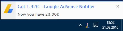 Windows 7 Auburn::Earnings Notifier 1.17 full